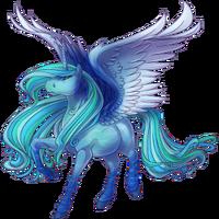 Bright Heavens Alicorn