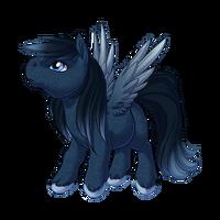 Mark My Heart Pegasus Baby