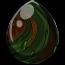 Forest Guardian Unicorn Egg