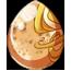 Sandy Unicorn Egg