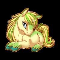 Summer Lemonade Unicorn Baby