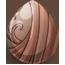 Faded Rose Unicorn Egg