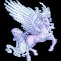 Ice Spirit Pegasus