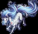 Etched Ice Unicorn