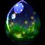 Fireflies Unicorn Egg