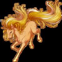 Sandy Unicorn