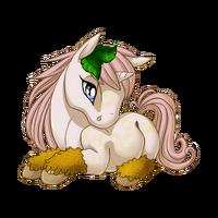 Cheesecake Unicorn Baby
