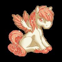 Daybreak Alicorn Baby