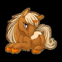 Carrot Cake Unicorn Baby