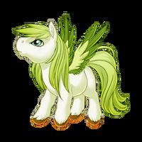Key Lime Pegasus Baby