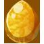 Candy Glass Alicorn Egg