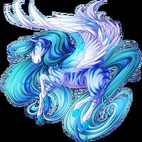 Fierce Blue Pegasus V2