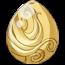 Palomino Spring Fairy Egg