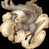 Silver Dapple Pegasus V2