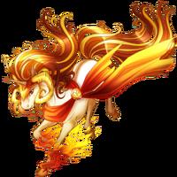 Aries Unicorn Gold