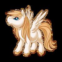 Peaches Pegasus Baby