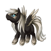 Bone Mask Pegasus Baby