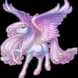 image soft yarn alicorn png valley of unicorns wiki fandom