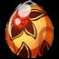 Burning Flowers Egg