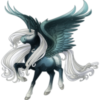Nightshimmer Alicorn