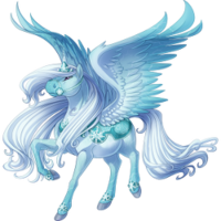 Frost Sovereign Alicorn