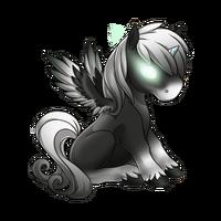 Void Stepper Alicorn Baby