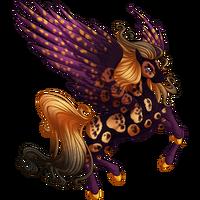 All Hallows' Eve Pegasus