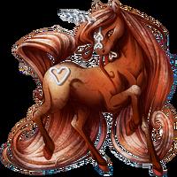 Gingersnap Unicorn V2