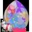 Mischief Alicorn Egg