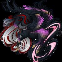 Black Anniversary 2015 Pegasus V2 Speckled