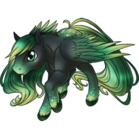 Night Glow Pegasus Adolescent