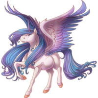 Bismuth Alicorn