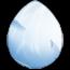Frost Alicorn Egg
