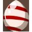 Peppermint Wrap Unicorn Egg