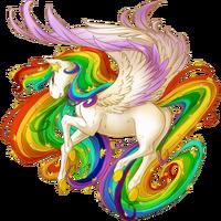 Celestial Rainbow Pegasus V2