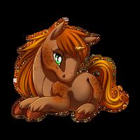 Pumpkin Pie Spices Unicorn Baby