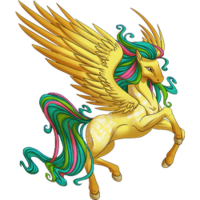 Spring Meadow Pegasus