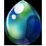 Terrain Unicorn Egg