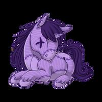 Ragdoll Unicorn Baby