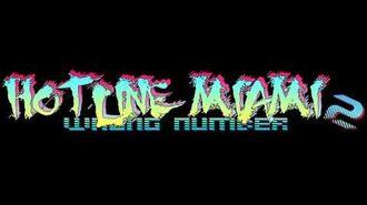 Hotline Miami 2 Wrong Number Soundtrack - Remorse (Carpenter Brut Remix)