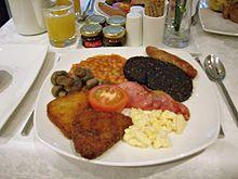 Full Scotish Breakfast