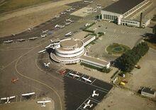Malmin lentokenttä 1972