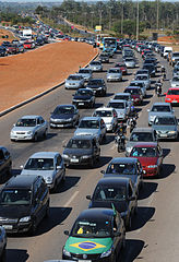 164px-Traffic in Brasilia before Brazil & Chile match at World Cup 2010-06-28 2