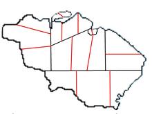 Gualadorin maakunnat