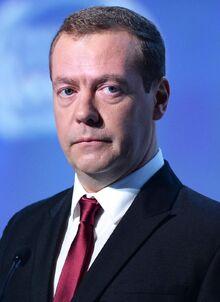 Dmitry Medvedev 2016