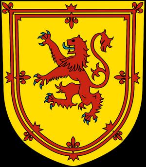 Skotlannin vaakuna