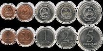 Angolan kwanza coins
