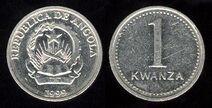 Angola kwanza 1999