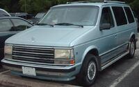 '87-'88 Plymouth Voyager