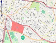 OSM Stadtteil Paddington